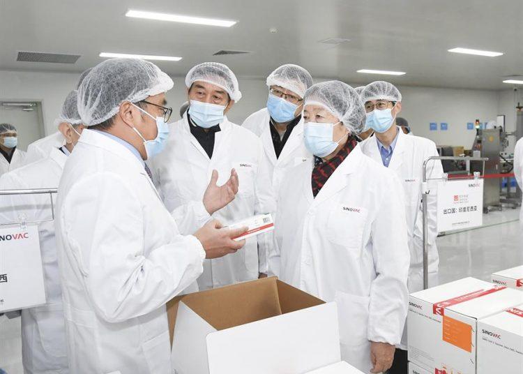 Sinovac, vacuna, China