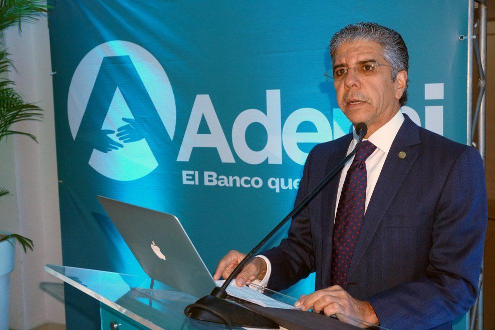 1. el presidente ejecutivo de banco múltiple ademi, guillermo rondón