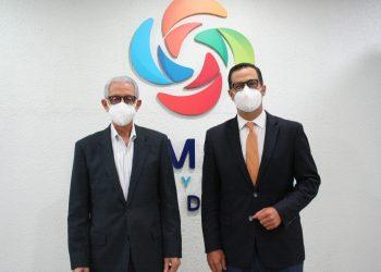 Henry Sahdalá Dumit y Manuel Luna Sued.
