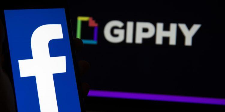 Giphy y Facebook