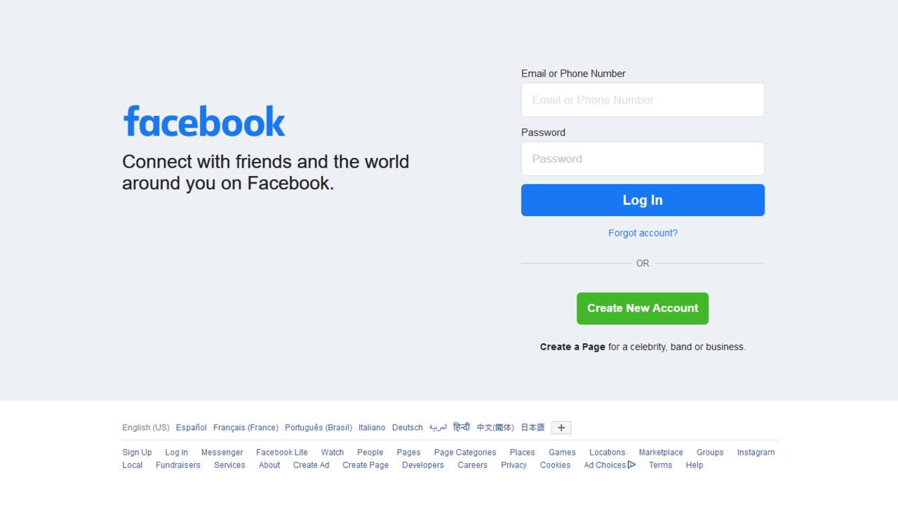 1280px screen of facebook