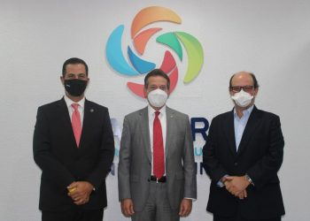 Manuel Luna, Ito Bisonó y Antonio Ramos.