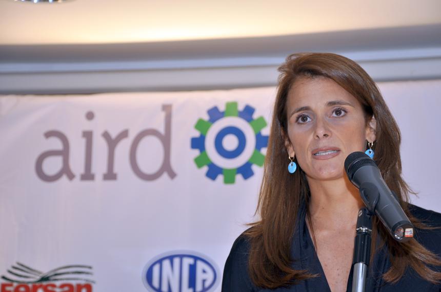 Ligia Bonetti es considerada una de las mujeres empresarias con mayor éxito en República Dominicana./ARCHIVO