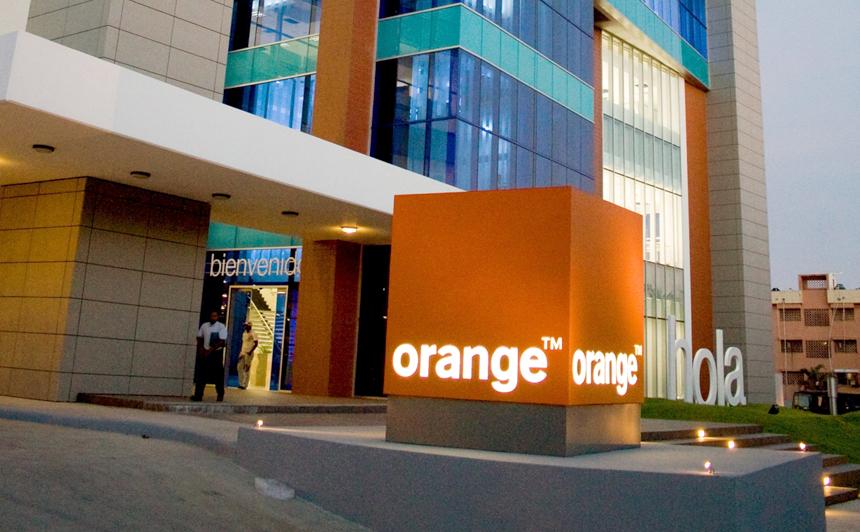 Torre Orange.