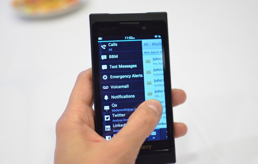 Blackberry10.