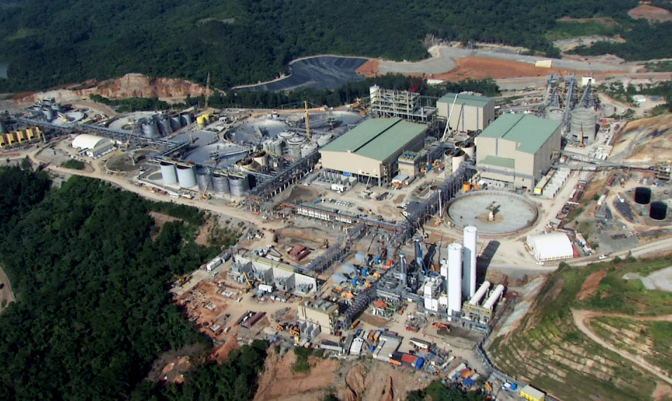 La minera Barrick Pueblo Viejo se convirtió en la principal fuente de exportación del país. | elDinero.