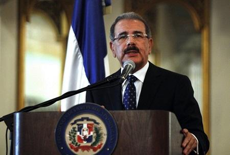 Danilo Medina, presidente de la República./elDinero