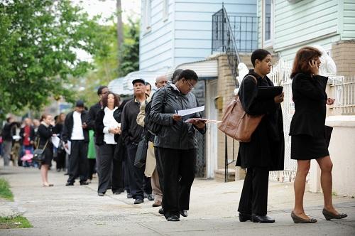 Búsqueda de empleos en los Estados Unidos | Fuente externa