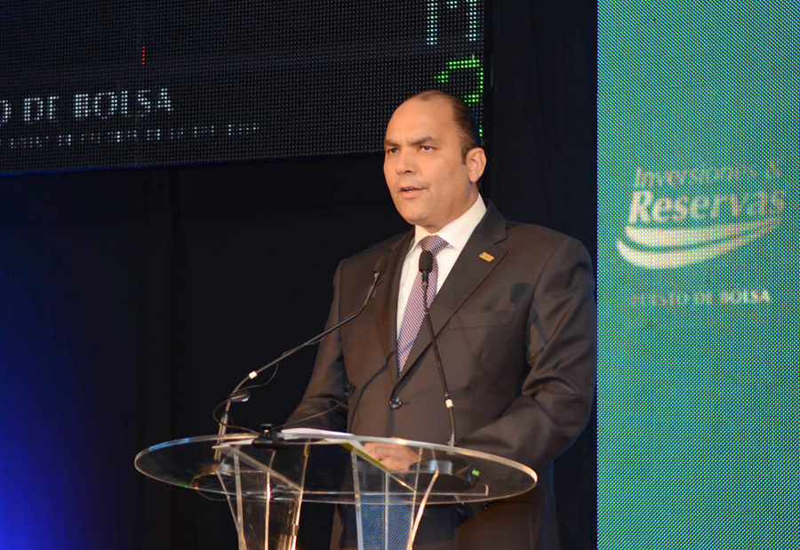 Enrique Ramírez Paniagua, administrador del BanReservas.