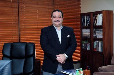 Marcos Cochón, presidente de la ADIE.