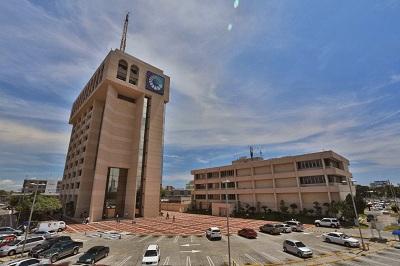 Torre Popular en Santo Domingo.