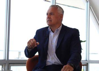 El ministro de Turismo de Venezuela, Ali Ernesto Padrón Paredes. | Fuente externa.