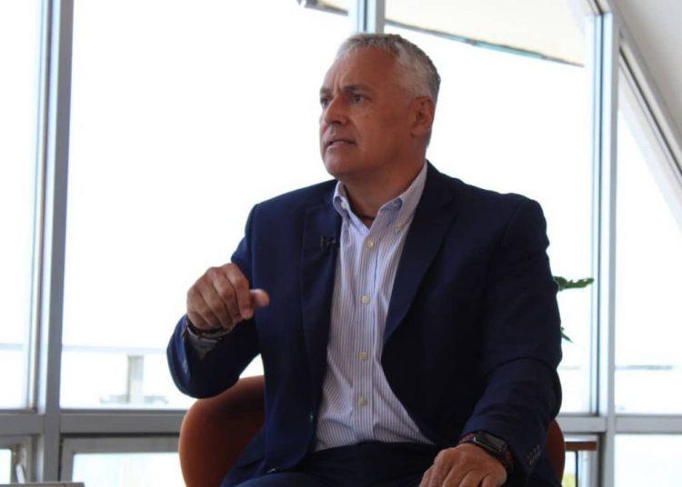 El ministro de Turismo de Venezuela, Ali Ernesto Padrón Paredes.   Fuente externa.