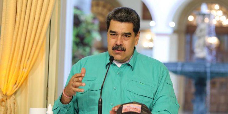 El presidente de Venezuela, Nicolás Maduro. | Fuente externa.