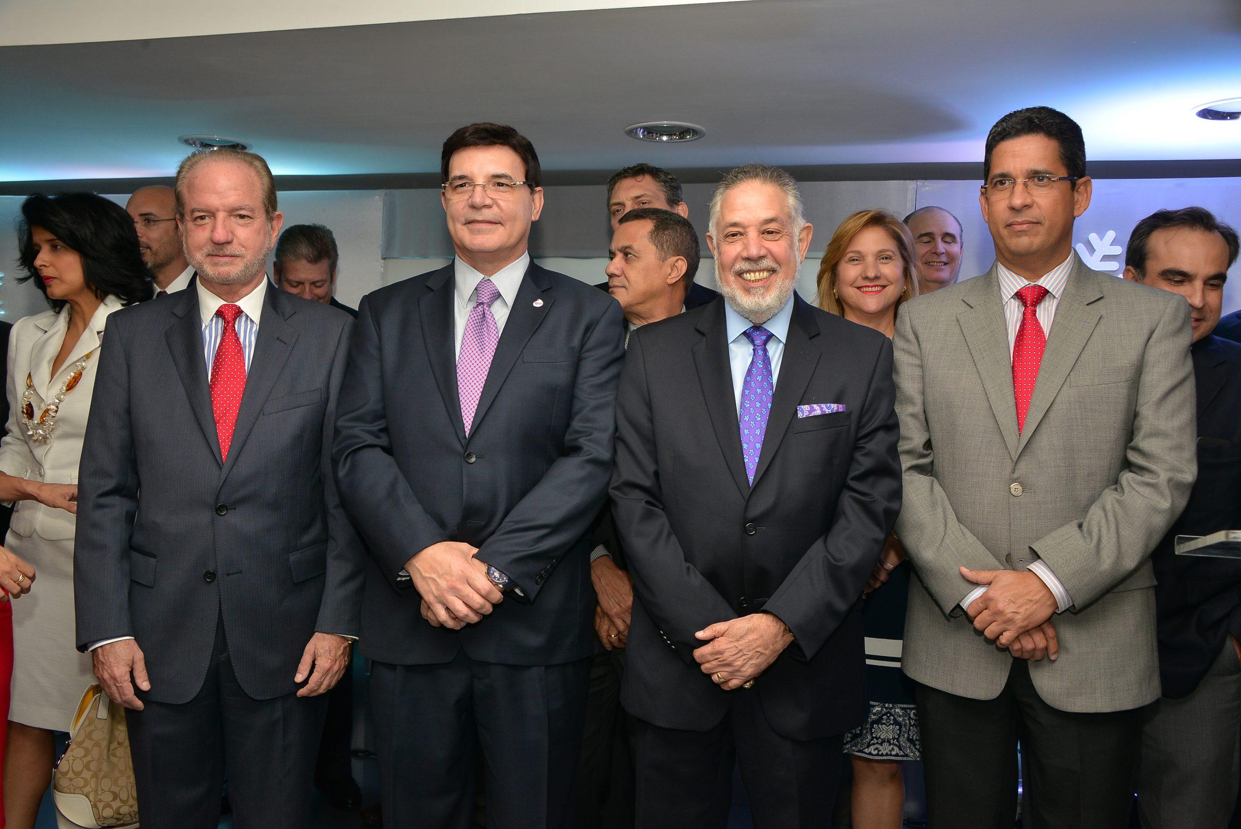 Campos de Moya estará acompañado por un importantes empresarios del sector industrial, quienes trabajarán para defender los planes de desarrollo del país.