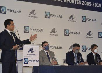 """Presentación del estudio """"Turismo dominicano: una década de aportes""""."""