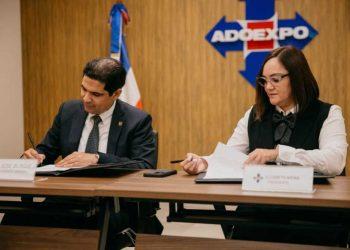José Burdie y Elizabeth Mena.