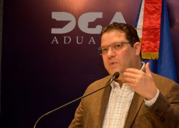 El director general de Aduanas (DGA), Eduardo Sanz Lovatón. | Lésther Alvarez