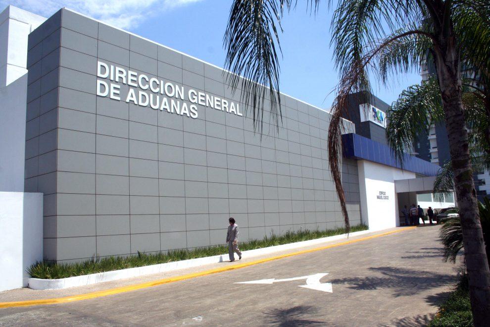 Dirección General de Aduanas.