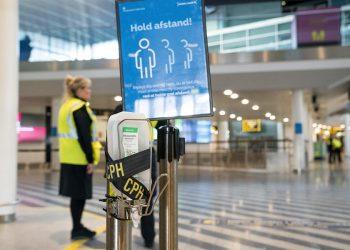 Aeropuerto viajes Dinamarca