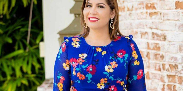 Alexandra Tabar, presidenta de la Fundación Dominicana de Apoyo a la Fibrosis Quística (FUNDOFQ).