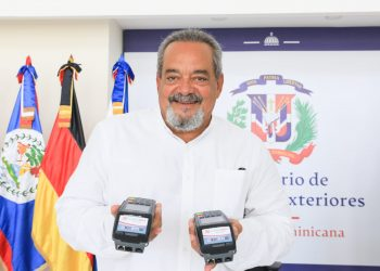 Alfonso Rodríguez, cónsul general en Los Ángeles