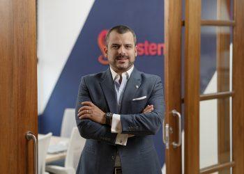 El presidente ejecutivo y cofundador de Asistensi, Andrés Simón González-Silén. | Cortesía
