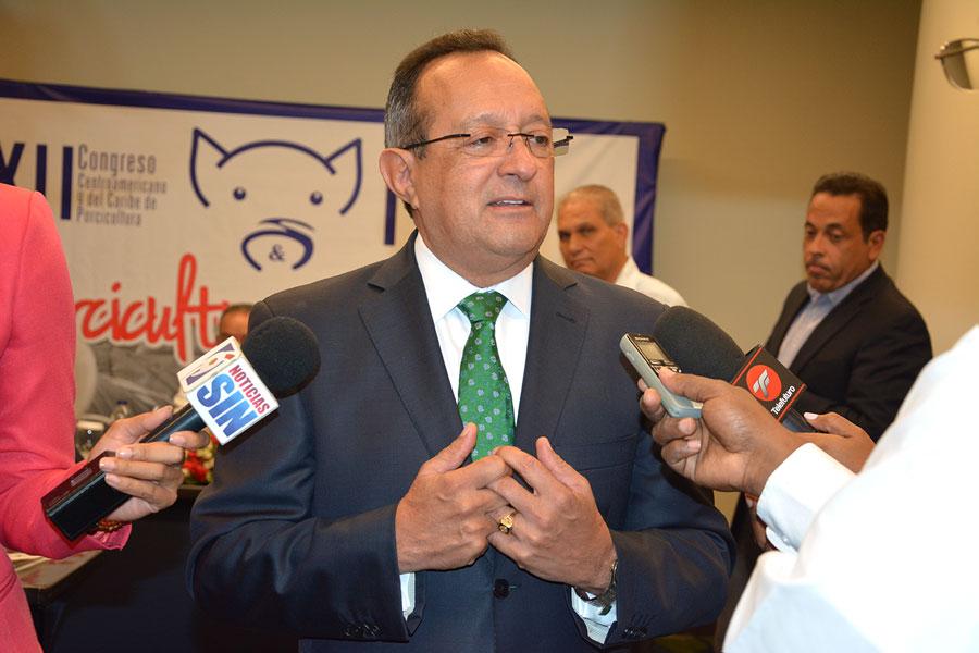 Ángel Estévez, ministro de Agricultura. |Gabriel Alcántara