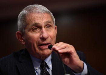 El director del Instituto Nacional de Alergología y Enfermedades Infecciosas estadounidense, Anthony Fauci.   Kevin Dietsch, Reuters.