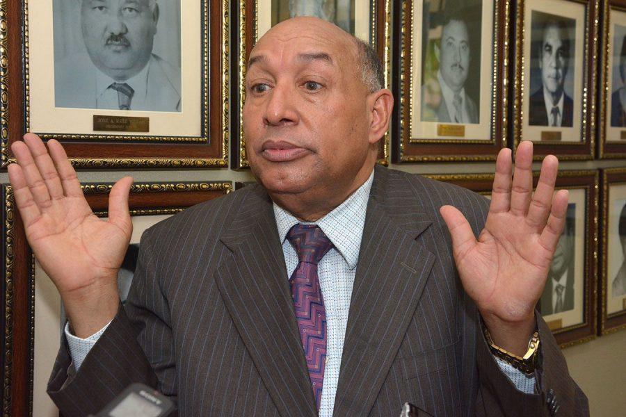 Antonio Cruz Rojas, presidente del Consejo Nacional de Comerciantes y Empresarios de República Dominicana (Conacerd). | Gabriel Alcántara
