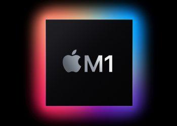 M1 es un chip diseñado por la propia Apple y que estará disponible en sus nuevos modelos de Macbooks.   Fuente externa.