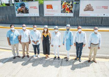 Centro León y Cartel, con el respaldo de la Alcaldía del Distrito Nacional, exhibirán en más de 300 vallas publicitarias de la ciudad de Santo Domingo obras de destacados artistas dominicanos.