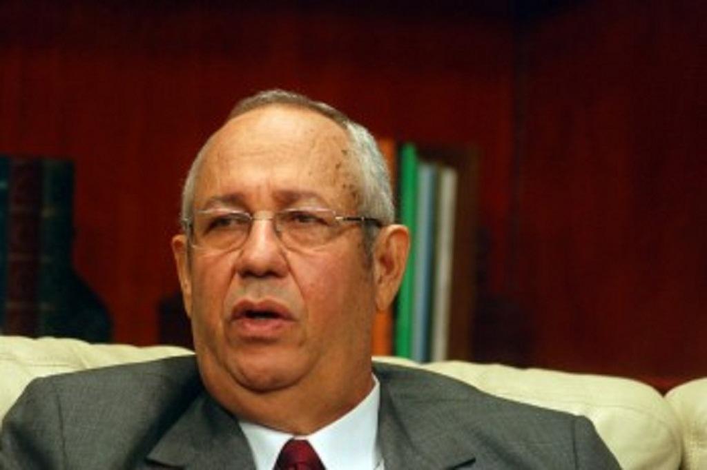 Arturo Martínez Moya, secretario de Asuntos Económicos del PRM.