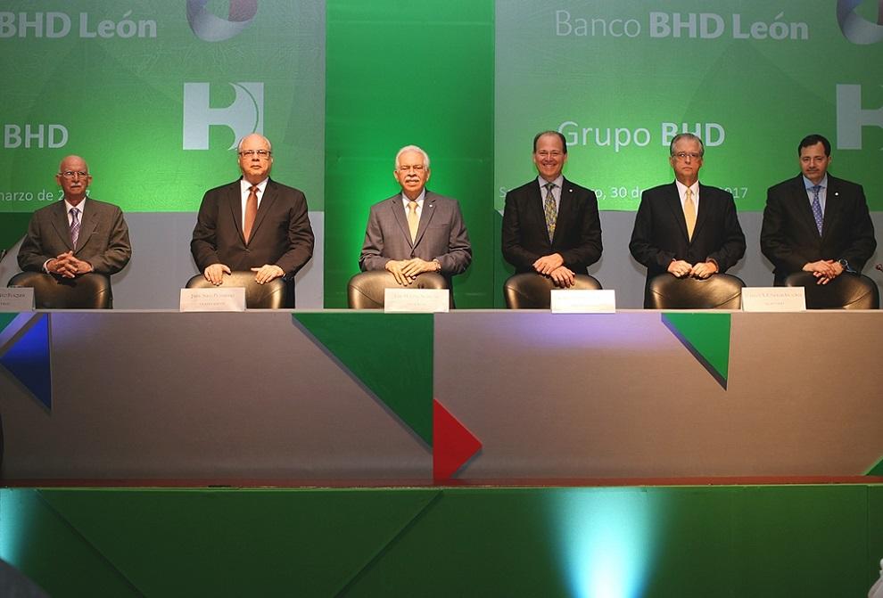 asamblea anual de accionistas del banco bhd león