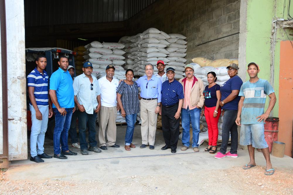 asociación de productores de arroz del bajo yuna