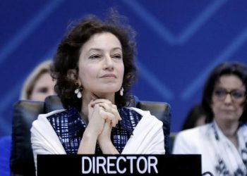 Audrey Azoulay, Unesco
