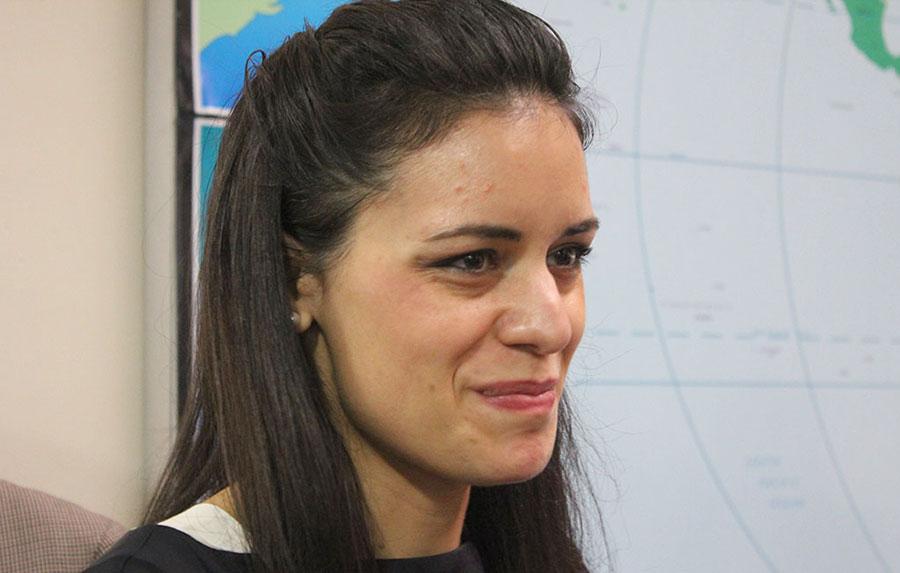 Aurora Chisté, co-fundadora y CEO de Hack for Big Choices. | Fuente externa