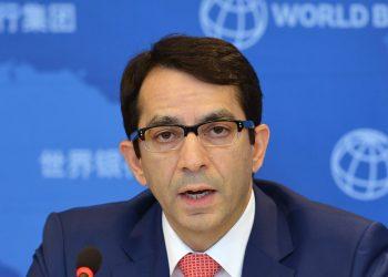 Ayhan Kose, vicepresidente interino de Crecimiento Equitativo, Finanzas e Instituciones del Banco Mundial. | Ejiinsight.