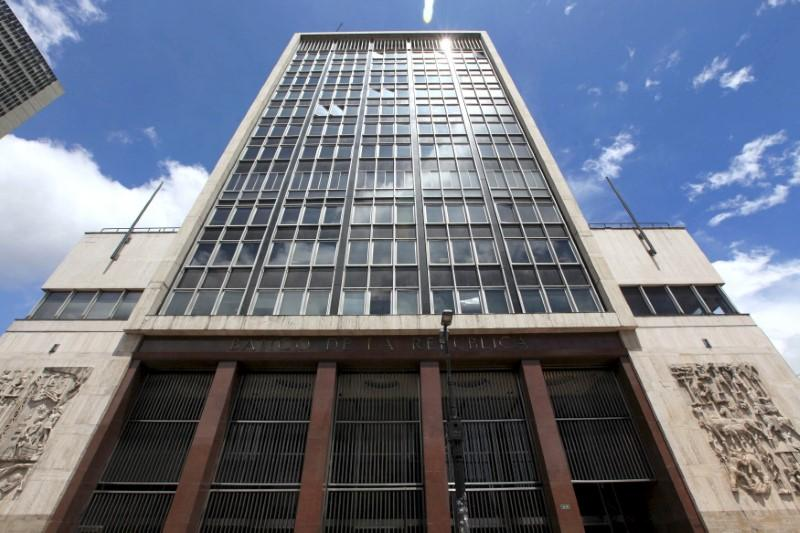 banco central de colombia, reuters