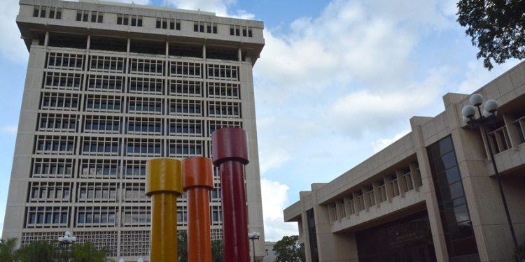 Banco Central de República Dominicana (BCRD). | Lésther Álvarez
