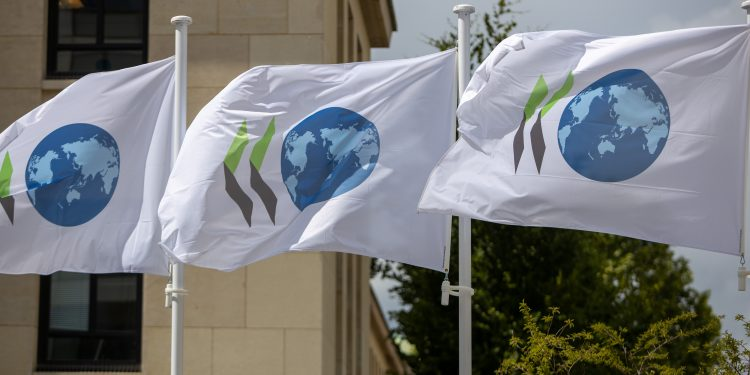 Banderas OCDE