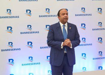 El administrador general de Banreservas, Samuel Pereyra