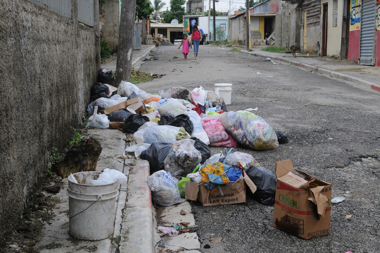 El Ministerio de Medio Ambiente declaró a San Cristóbal en estado de emergencia./elDinero