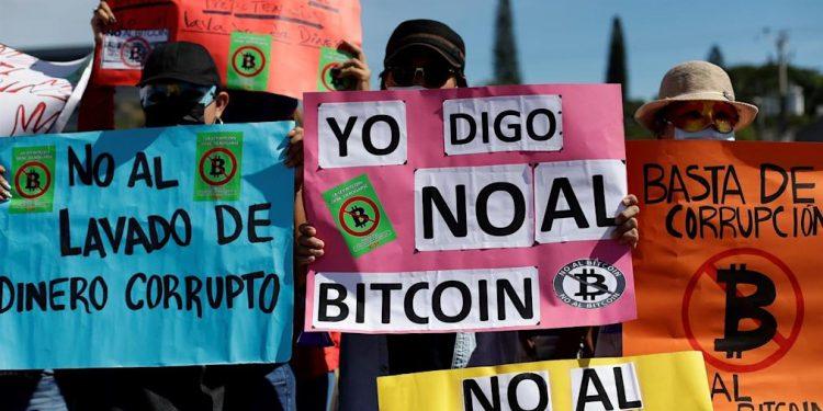 Bitcóin El Salvador