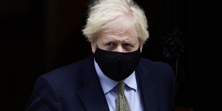 Boris Johnson, primer ministro británico.   Will Oliver, EFE.
