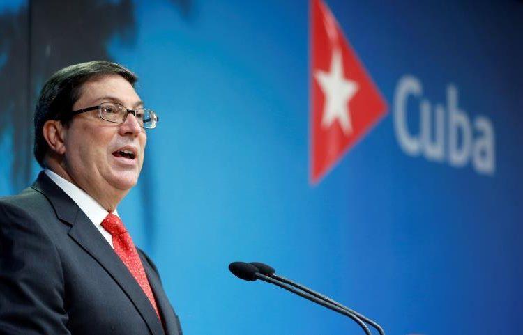 Bruno Rodríguez Cuba
