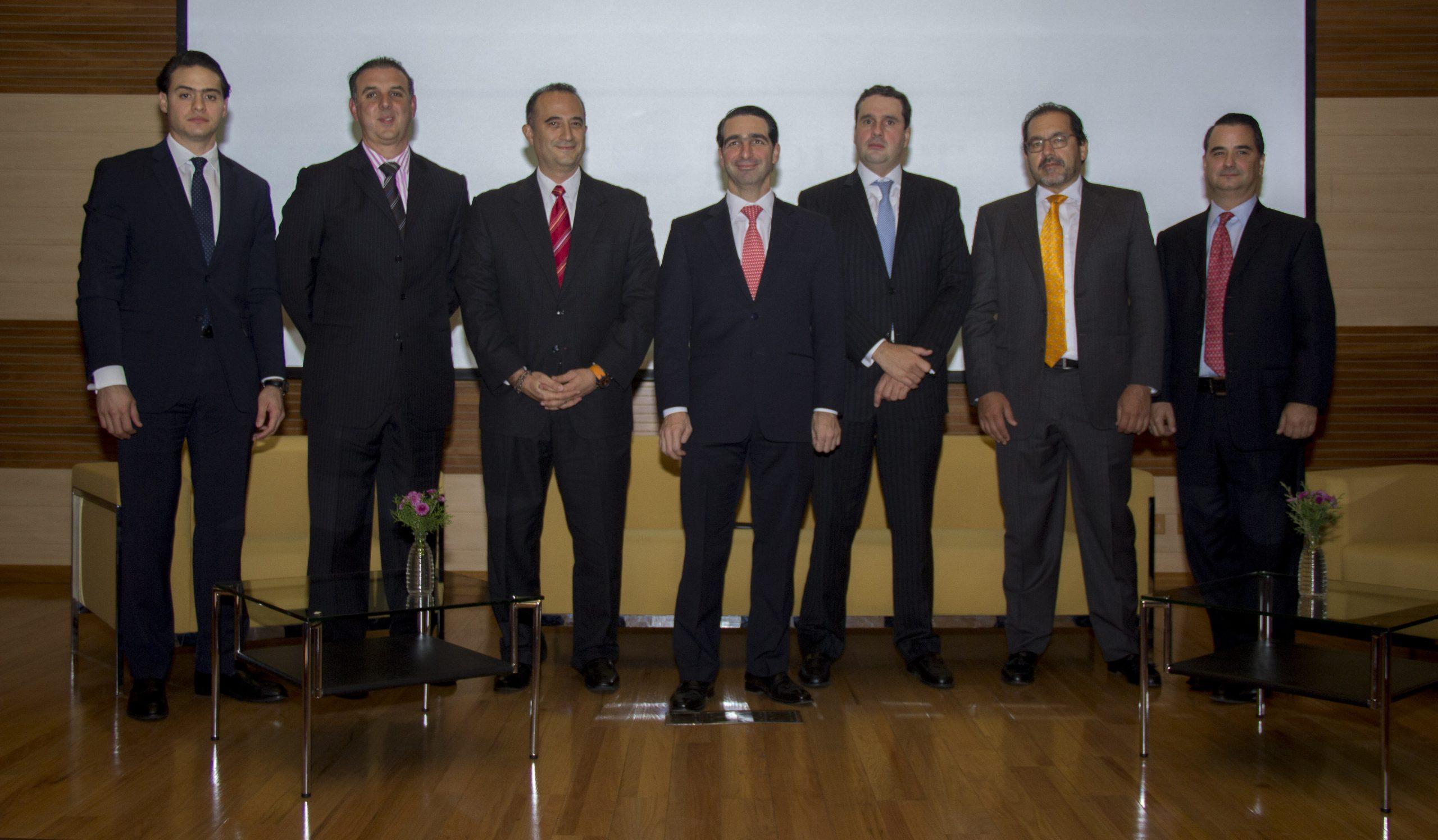 La actividad estuvo encabezada por Alberto Yunén y Yamil Isaías, representantes de las entidades involucradas.