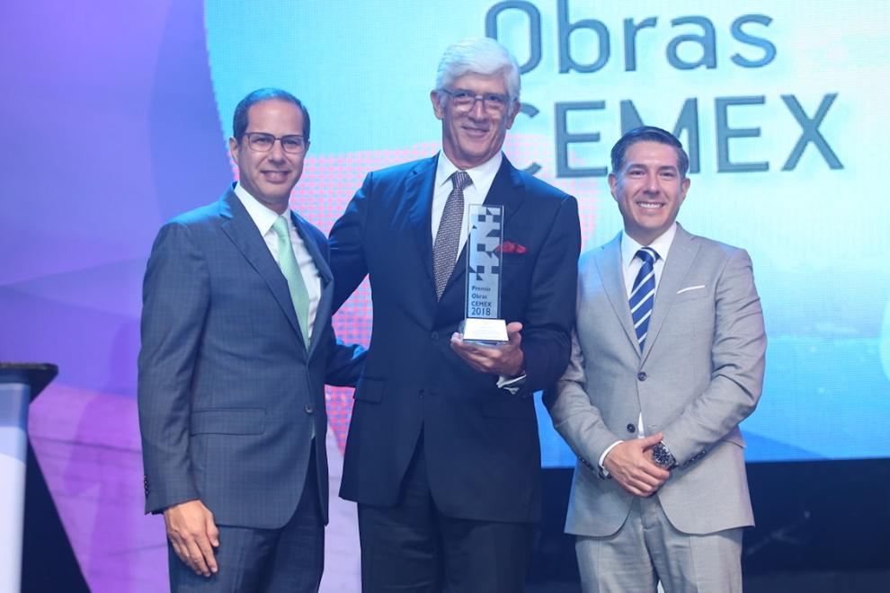 cemex reconoce la arquitectura nacional en premios obras cemex