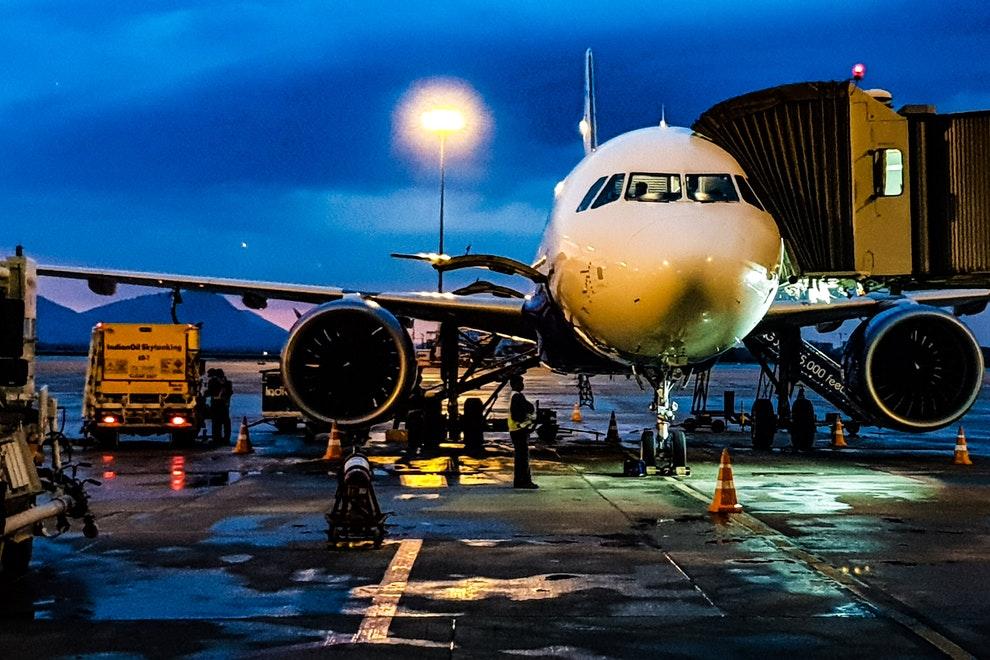 carga aérea mundial