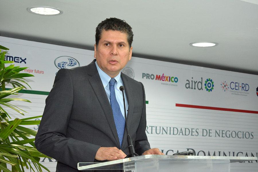 Carlos Emilio González, presidente de CEMEX Dominicana.